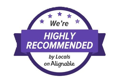 We are highly recommended by locals Icon