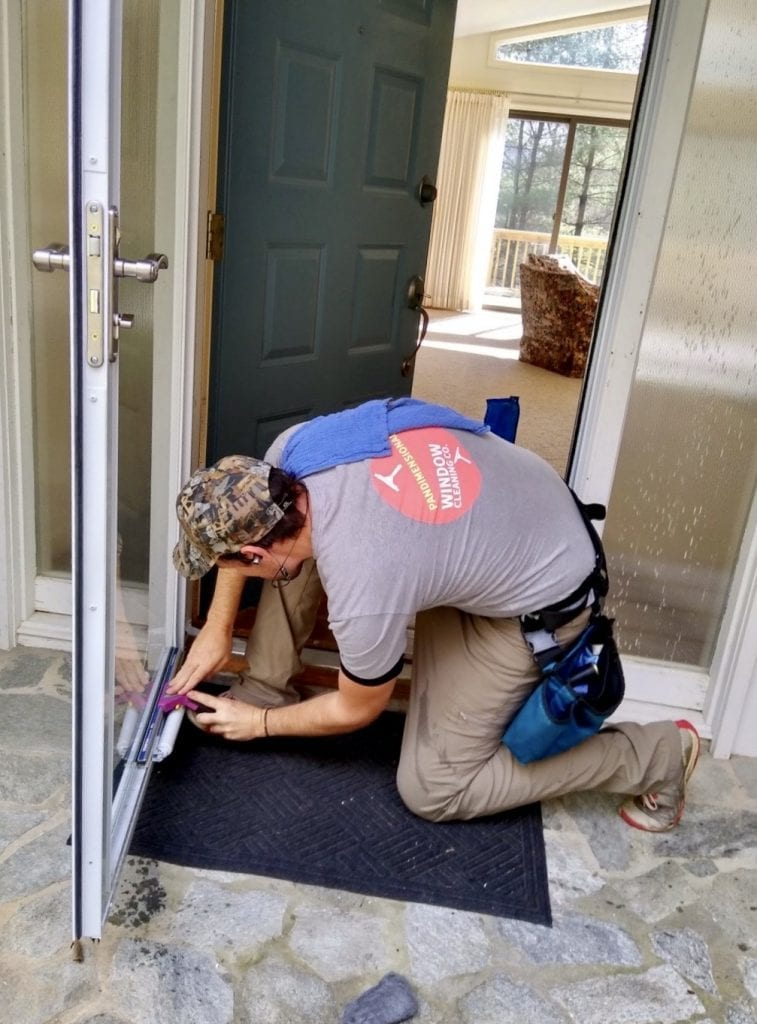 About US: Pandimensional Window Cleaning Company Mills River North Carolina