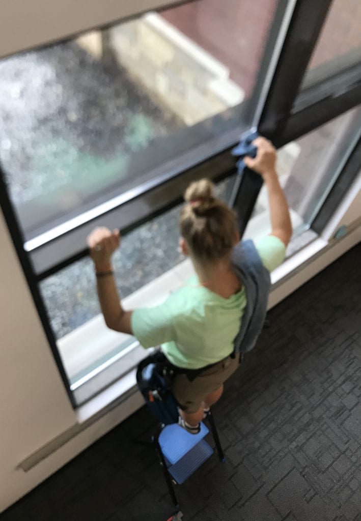 Pandimensional Window Cleaning Co.: Window Cleaners in Hendersonville NC