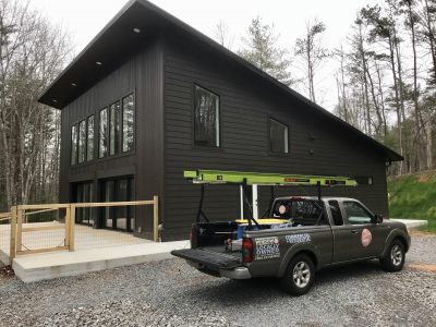 Pandimensional Window Cleaning Company Mills River North Carolina